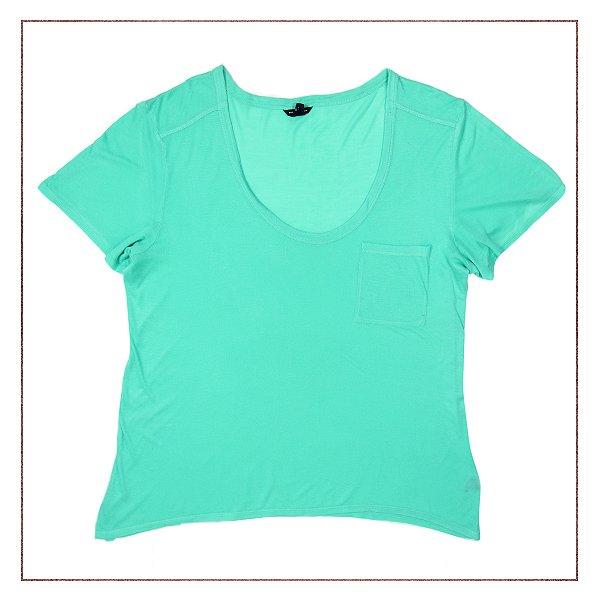 Camiseta Club Monaco Verde