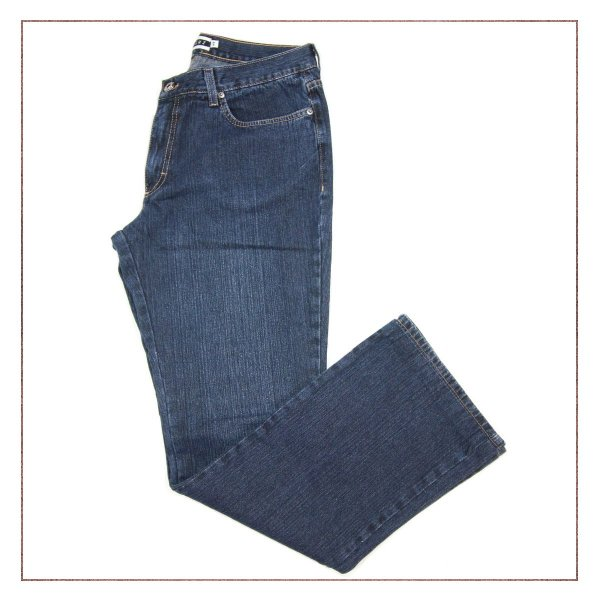 Calça Jeans Escura Alcaçuz