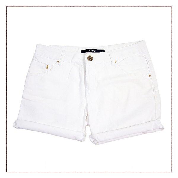 Bermuda Jeans Express Branca