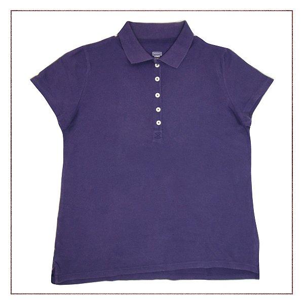 Camisa Tommy Hilfiger Roxa