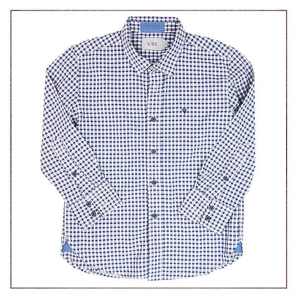 Camisa VRK Quadriculada