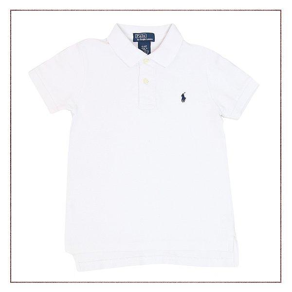 c9c31b37da025 Camisa Infantil Ralph Lauren Usado