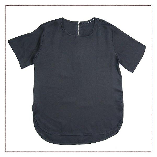 Camiseta Nucleon Preta
