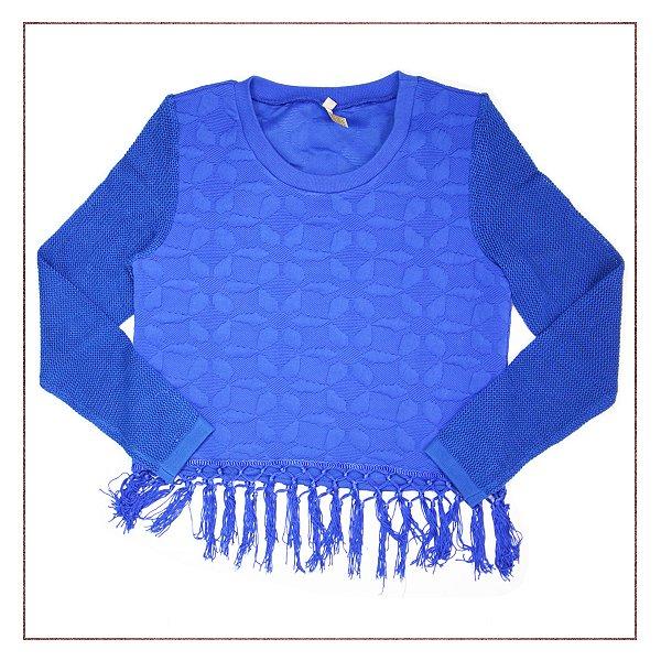 Blusa PSG Azul