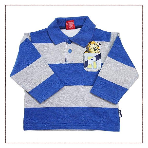 Camisa Polo Kyly Usada  adc89ead80be5