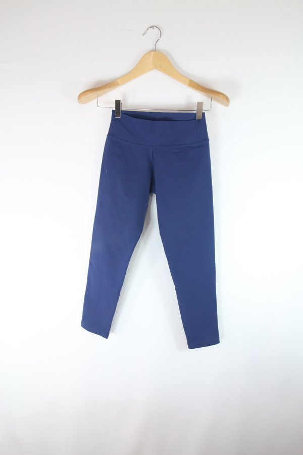 c4524de94 Legging Líquido Azul Usada