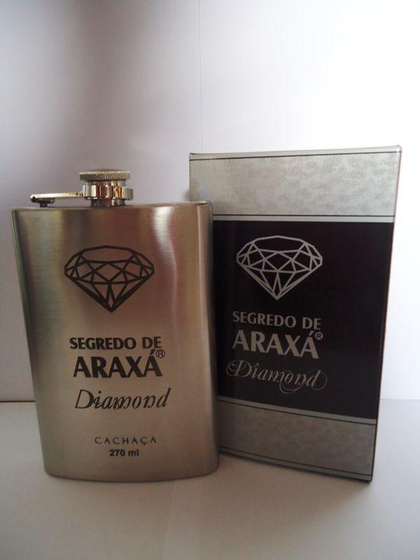 Cachaça Segredo de Araxa Diamond