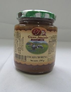 Doce Cocada Morena