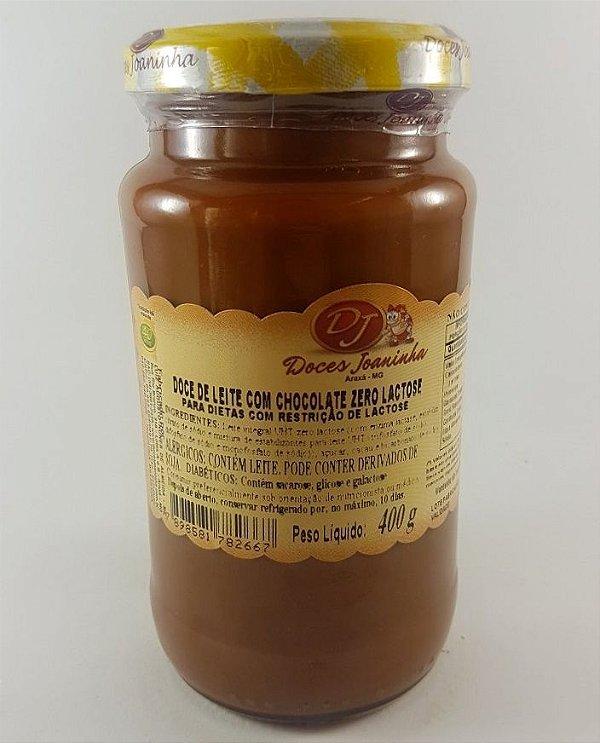 Doce de Leite c/ Choc. Zero Lactose CM