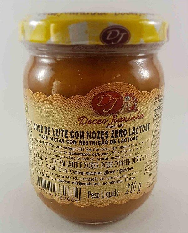 Doce de Leite c/ Nozes Zero Lactose CP