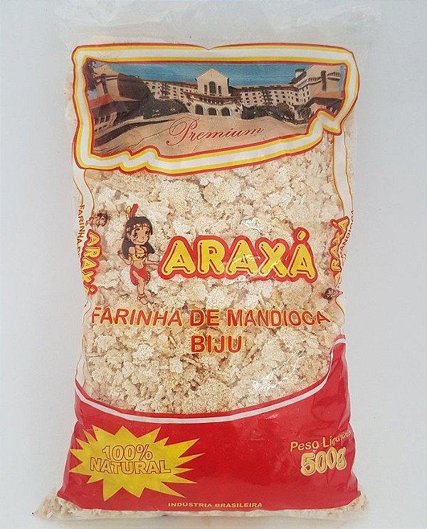 Farinha de Mandioca Biju Araxá