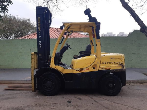 HYSTER H90FT ANO 2010 DIESEL