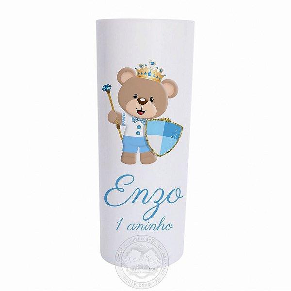 Copo long drink Ursinho Príncipe - 10 unidades