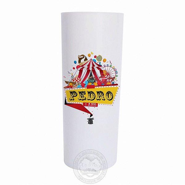 Copo long drink personalizado Parque de Diversões - 10 unidades