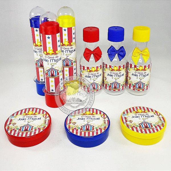 Kit Personalizado Circo