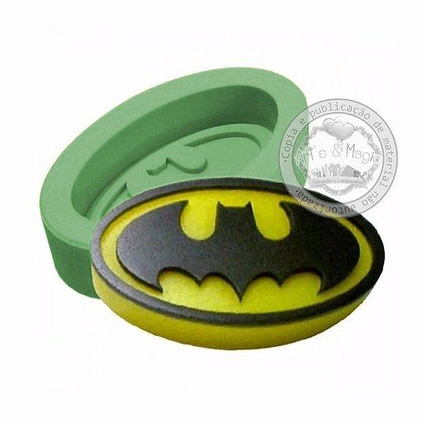 Molde de Silicone Batman