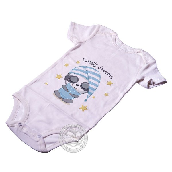 Body Infantil Sweet Dreams