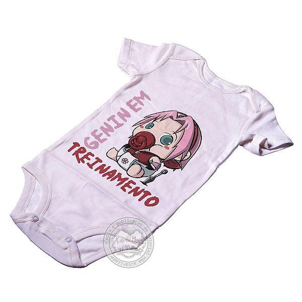 Body para bebê Sakura Baby
