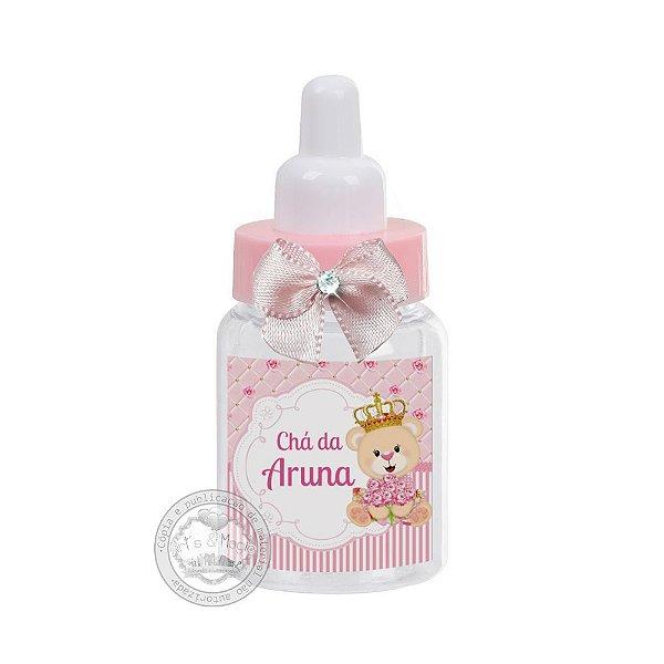 Mamadeira personalizada Ursa Princesa