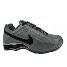 new products catch pretty nice Tênis Nike Shox Junior - Cinza com Preto