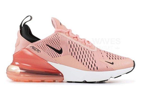Tênis Nike Air Max 270- Rosa  Feminino