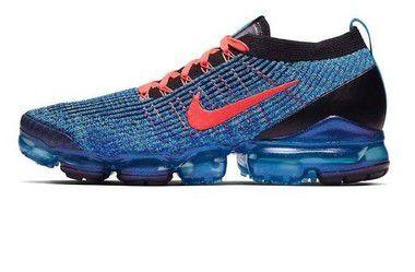 Tênis Nike Vapormax 3.0 Azul com Preto Masculino