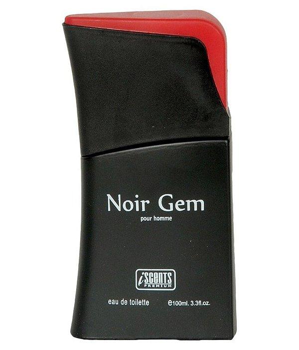 Noir Gem Pour Homme Eau de Toilette I-Scents - 100ml
