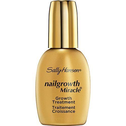 Sally Hansen Nailgrowth Miracle Base Crescimento 13,3ml