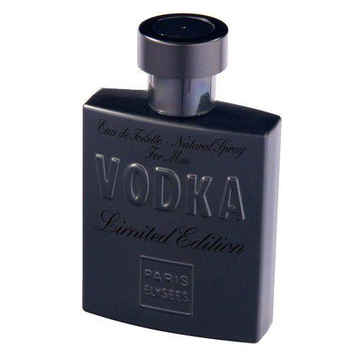 Vodka Limited Edition For Men Edt 100ml