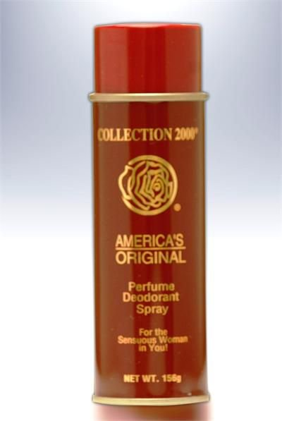 Desodorante Collection 2000 America's Original Feminino 156ml