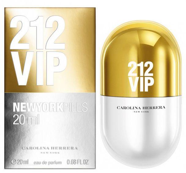 212 Vip New York Pills Feminino Eau de Parfum 20ml