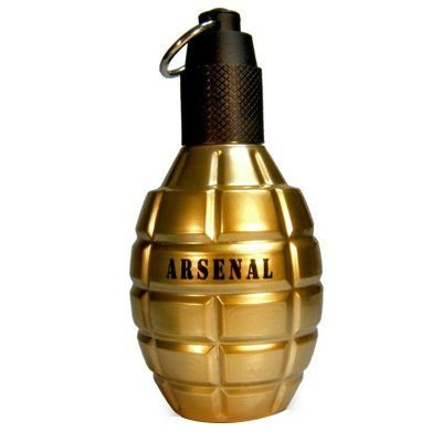 Arsenal Gold Masculino Eau de Parfum 100ml - (Provador - Tester)