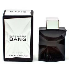 Miniatura Perfume Marc Jacobs Bang Edt 5ml