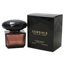Miniatura Versace Crystal Noir Feminino EDT 5ml