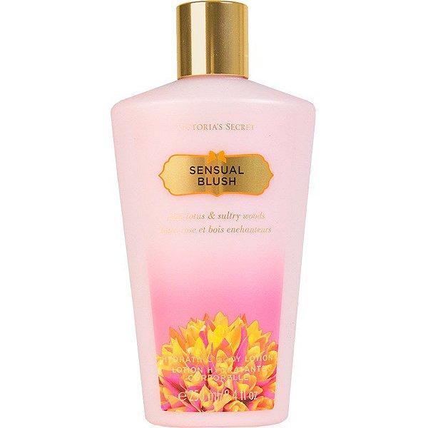 Hidratante Sensual Blush Victoria's Secret 250 ml