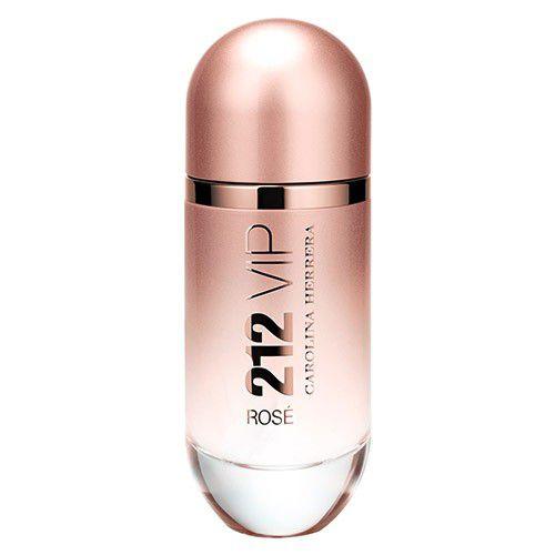 212 Vip Rose Eau De Parfum 80ml - (Provador - Tester)