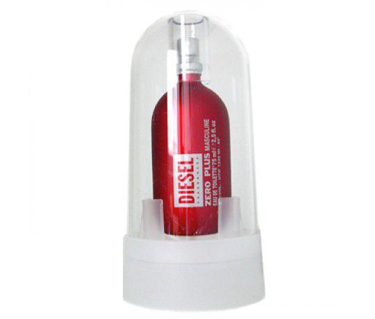 Diesel Zero Plus For Men Eau De Toilette 75ml - (Provador - Tester)