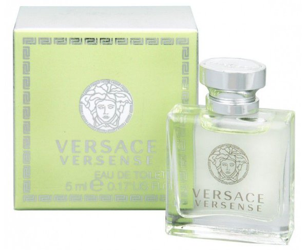 Miniatura Versace Perfume Versense EDT Feminino - 5 ML