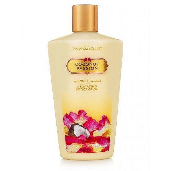 Hidratante Coconut Passion Victoria's Secret 250 ml