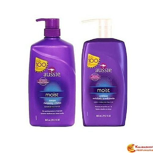 Aussie Moist - Shampoo + Condicionador 865ml