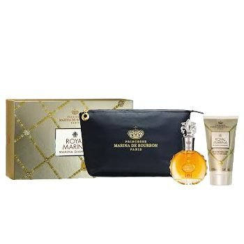 Kit Royal Marina Diamond Edp 100ml + Body Lotion 150ml + Nécessaire