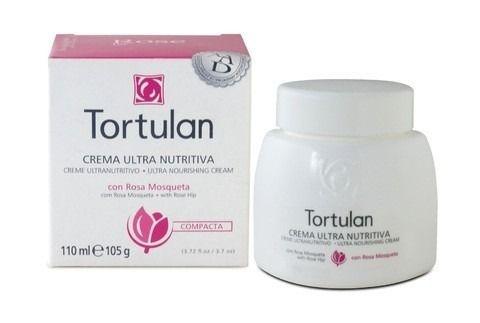 Creme Tortulan Ultra Nutritiva Rosa Mosqueta 110ml 105g