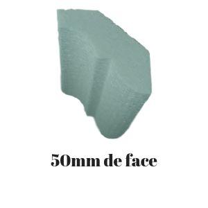 Moldura RodaTeto Isopor Modelo m01 - 50mm de face