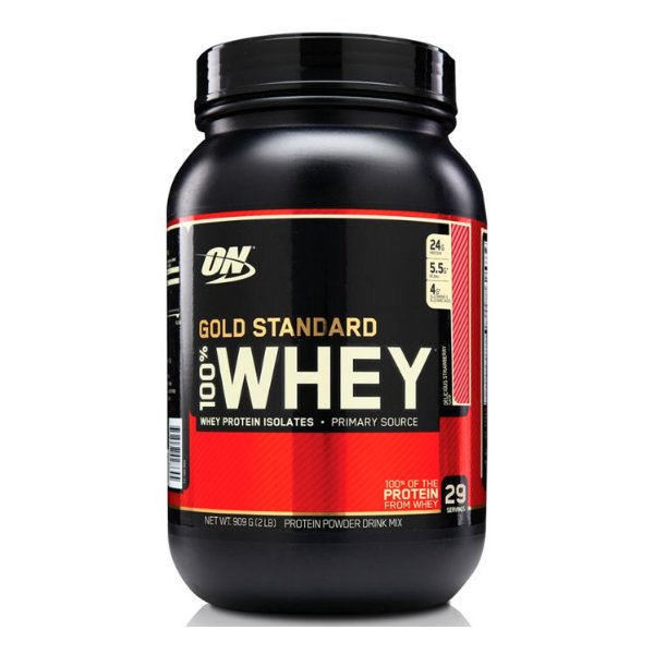Gold Standard 100% Whey Protein 2lbs