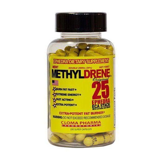 Methyldrene 25 EP