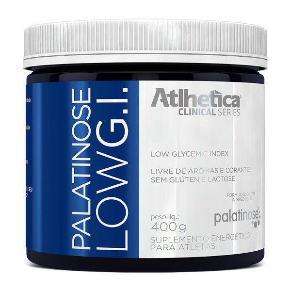 Palatinose Low G.I. - Atlhetica Nutrition - (400g)