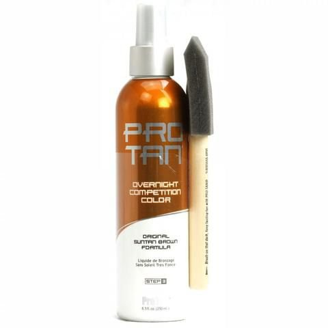 Pro Tan Overnight Competition Color - 250ml