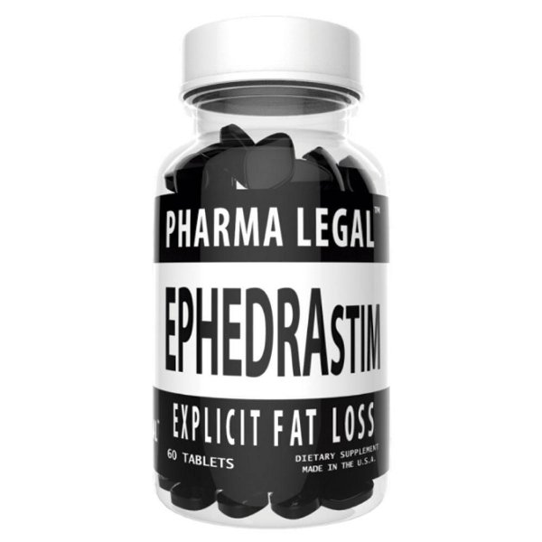 Ephedra Stim (60 caps) - Pharma Legal Importado