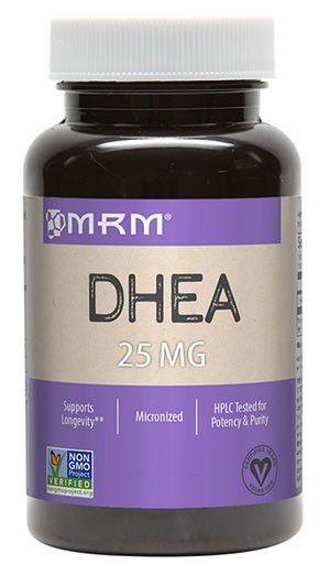 DHEA 25mg Importado (90Caps) - MRM