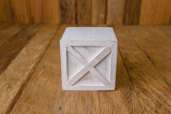 Cubo para Cenário Fotográfico